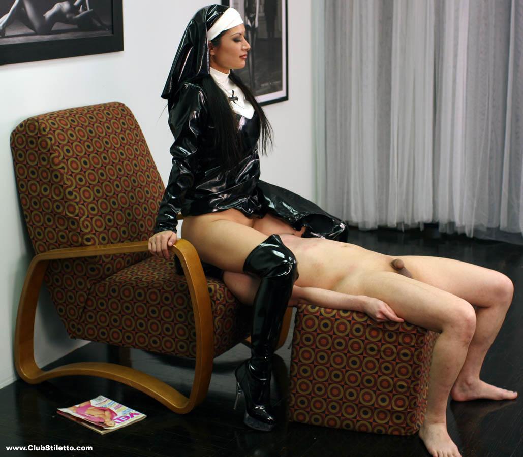 Mistress commands slaves - 2 part 5