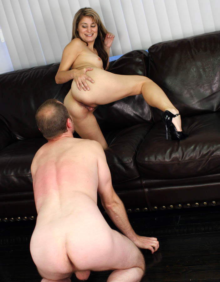 Mistress uses her bitch 2